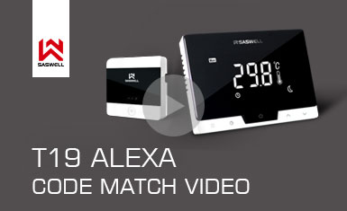 Alexa TRV,Alexa Thermostats,tuya Thermostat